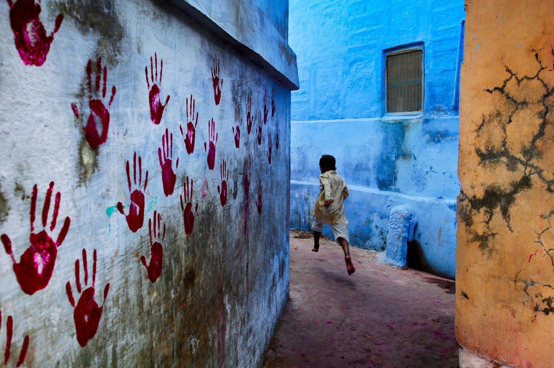 Jodhpur, India - Steve McCurry photography