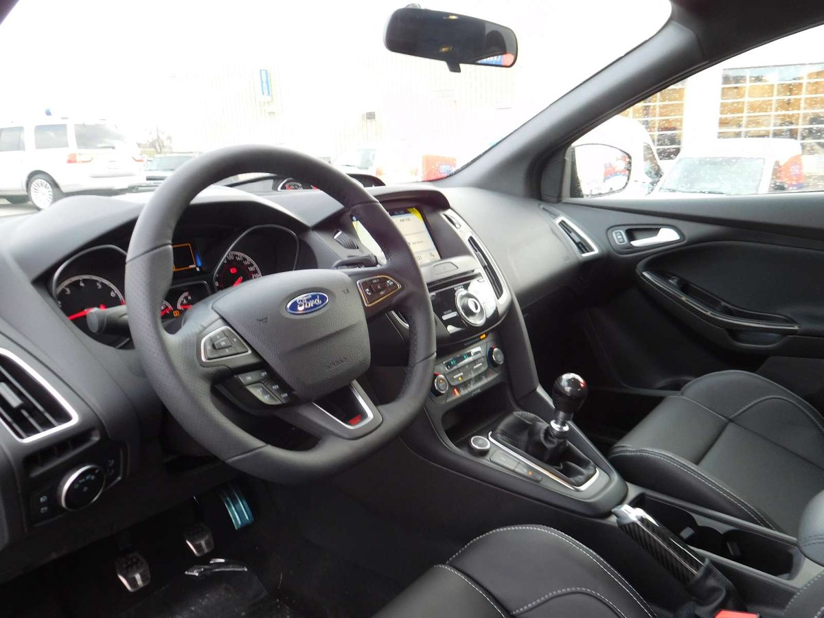 2017 Ford Focus ST for sale in Oakville, Ontario