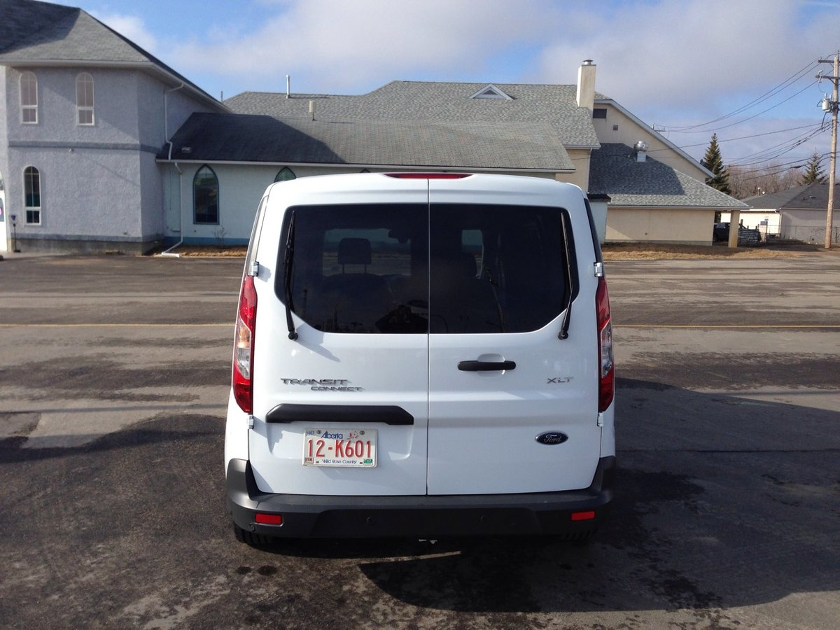 2017 Ford TRANSIT CONNECT for sale in Barrhead, Alberta