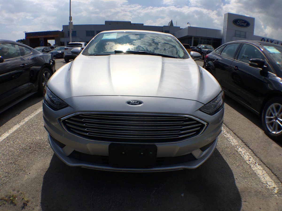 2017 Ford Fusion for sale in Oakville, Ontario