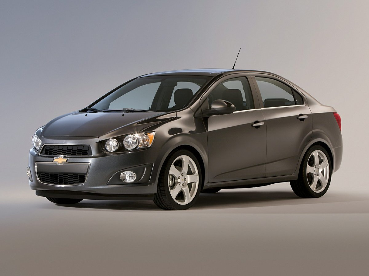 2016 Chevrolet Sonic for sale in Victoria, British Columbia