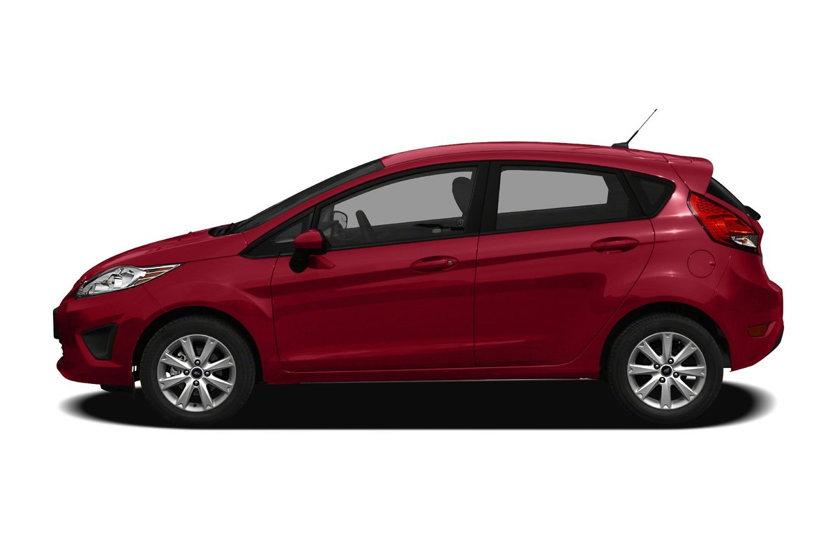2012 Ford Fiesta for sale in Edmonton, Alberta