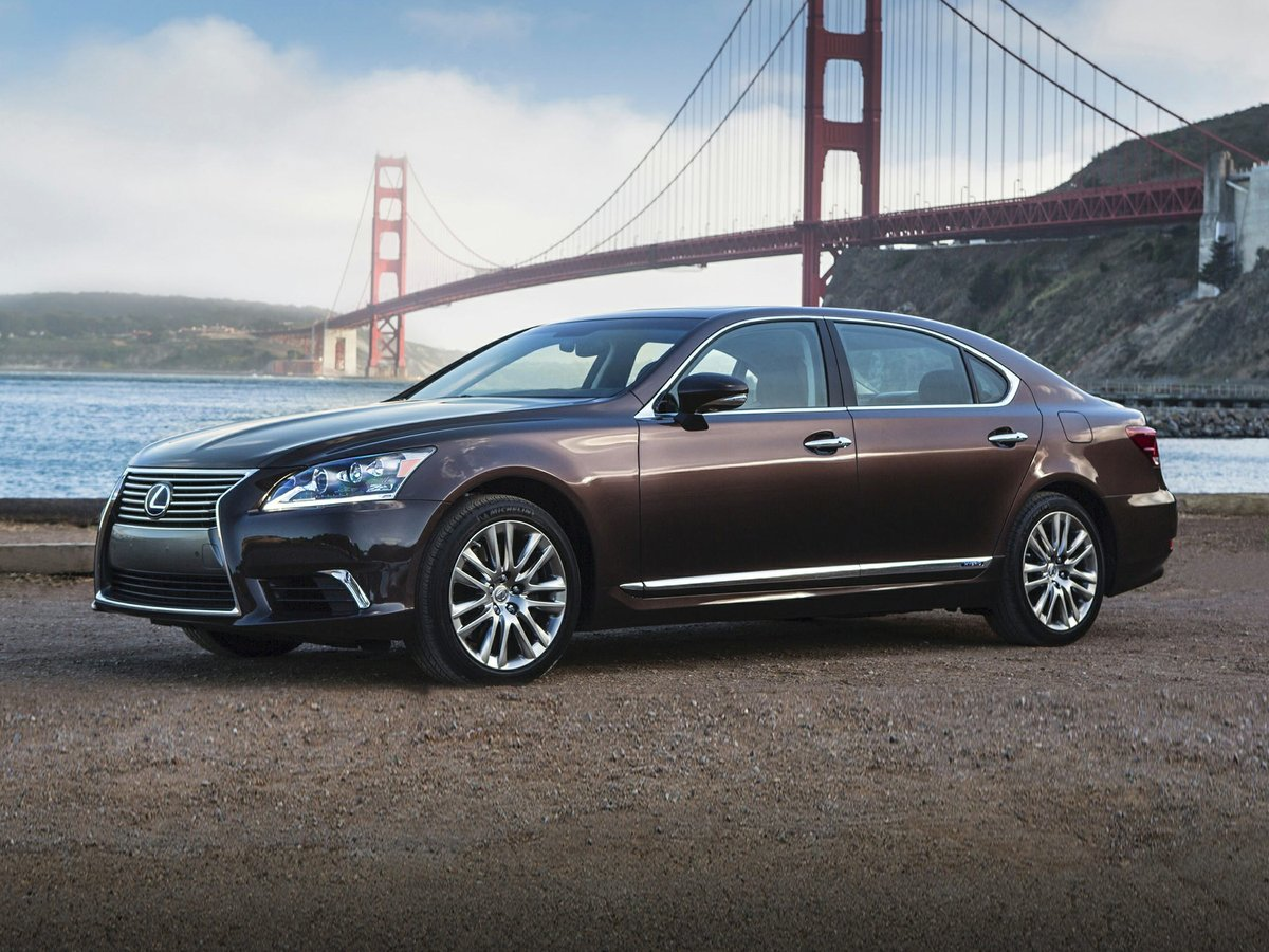 2016 Lexus LS 600h for sale in Vancouver, British Columbia