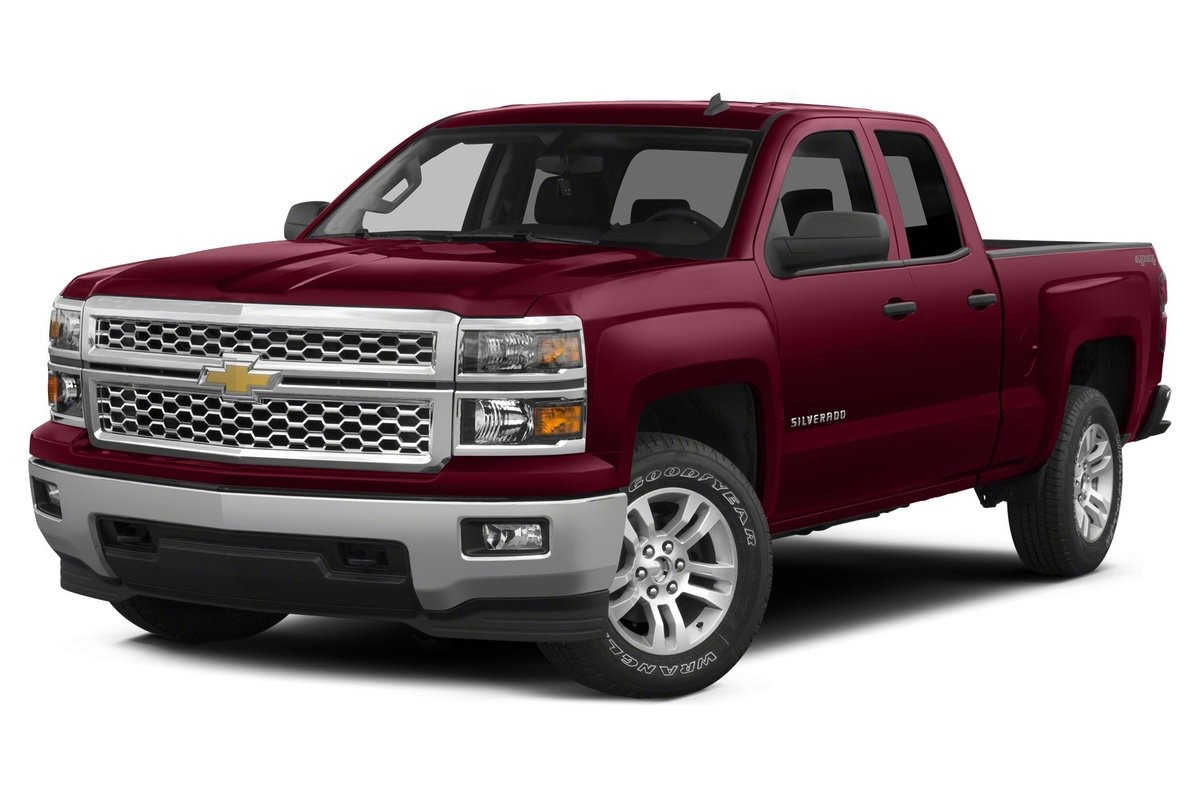 2014 Chevrolet Silverado 1500 for sale in Victoria, British Columbia