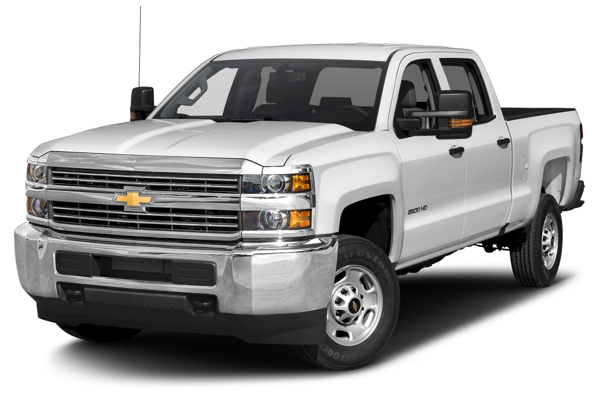 2017 Chevrolet Silverado 2500HD for sale in Victoria, British Columbia