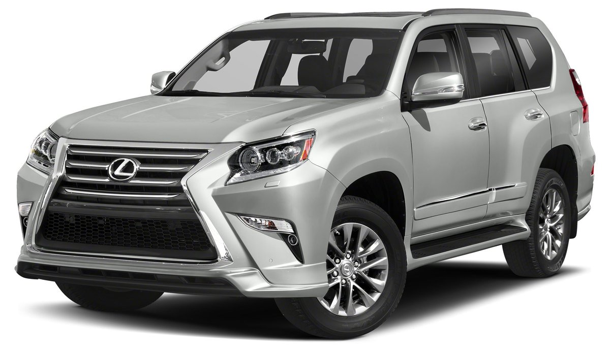 2017 Lexus GX 460 for sale in Vancouver, British Columbia