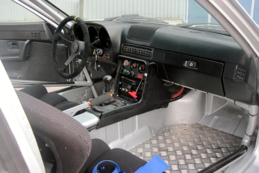 Porsche 924 Turbo 125 KW Version 1979 For Show By