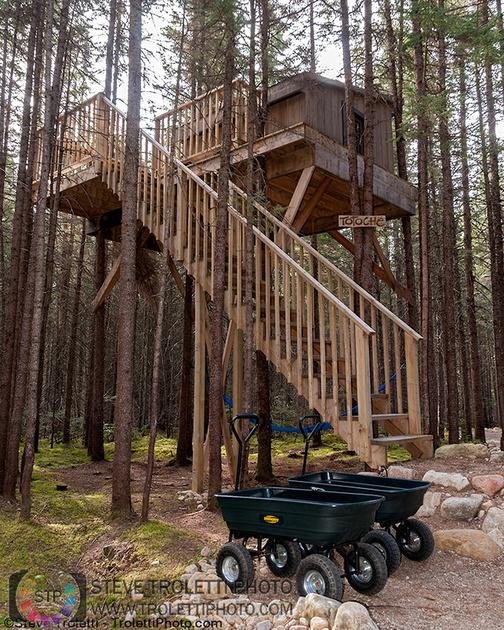 TOTOCHE the Cabanita Treehouse at Kabania