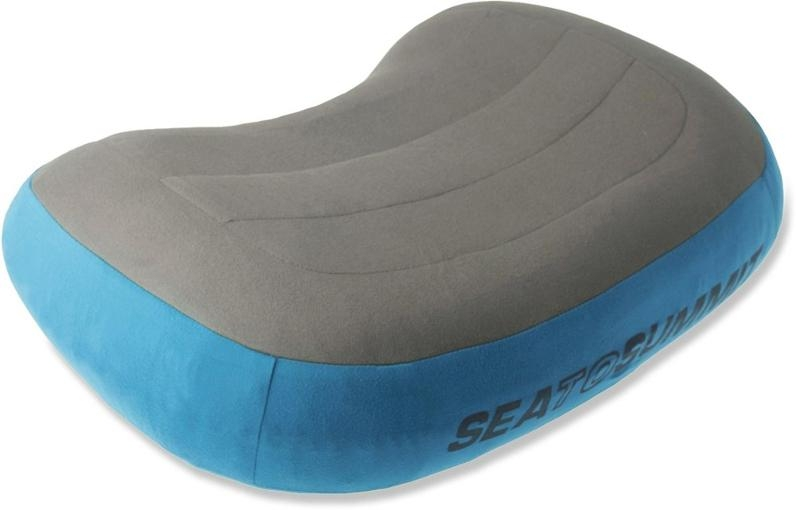 gear review sea to summit aeros pillow