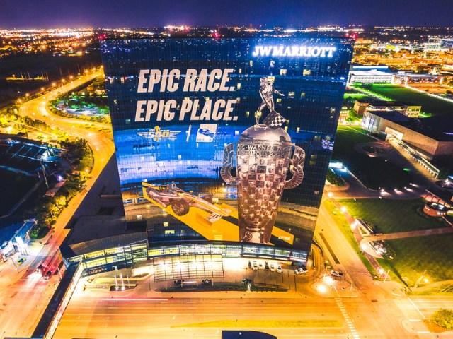 Indianapolis; Indy; JW; Marriott; Speedway Indianapolis Indianapolis