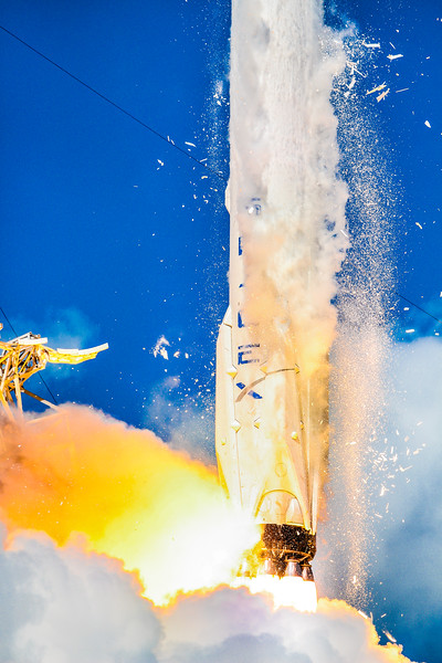 CRS; CRS7; Rocket; Rockets; Space; SpaceX; X June 28th, 2016