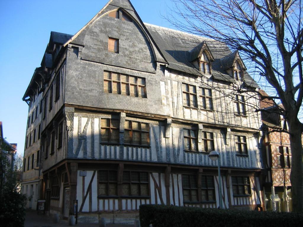 Guide De Tourisme Par Commune Rouen 76 Muse Espace