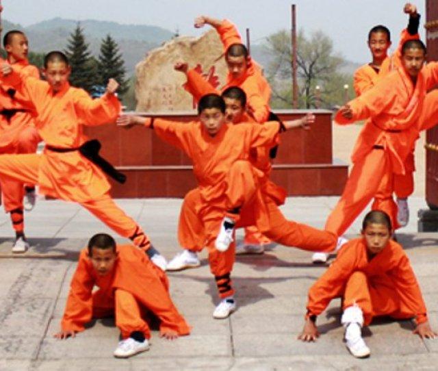 Months Tai Chi Wing Chun Shaolin Kung Fu Training In China