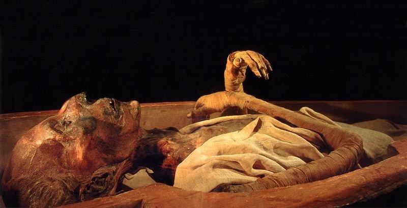large Ramses II Mummy আমি কিং র্যামেসিস বলছি...চলুন আমার সঙ্গে ভ্যালি অফ কিংস ঘুরে আসি...   Techtunes