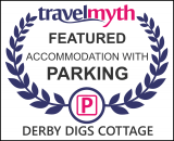 Derby hotels with parking