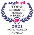 romantic hotels in Brescia