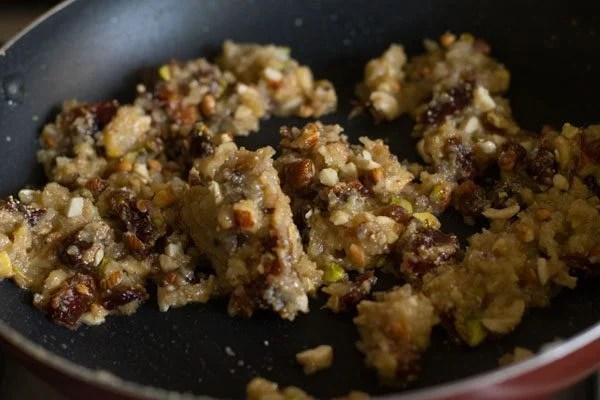 mixture for modak recipe