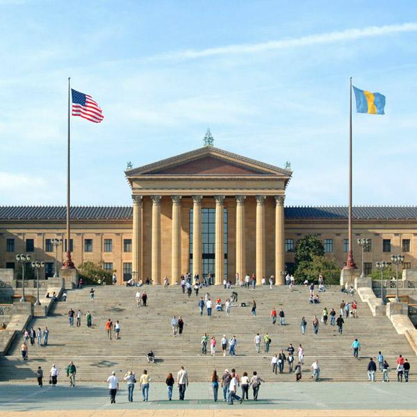 Image result for philadelphia art museum rocky steps