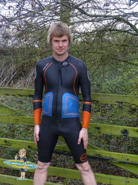 Zone3 Evolution Swim Run wetsuit