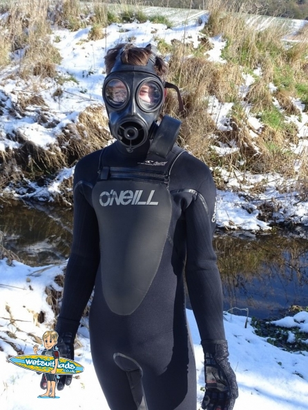 O'Neill 5/4 Mutant + S10 gas mask