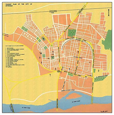 Image result for map of raqqa city