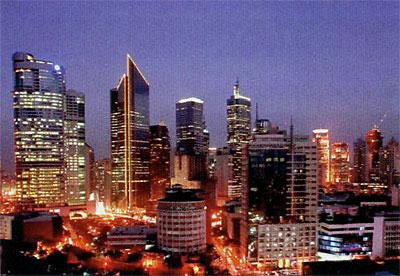 Makati, Business Central District, Makati Business Central District, CBD