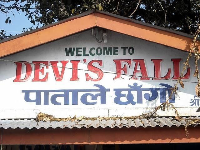 Image result for devis falls story in nepal