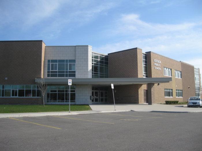 Essex Public School Town Of Essex Ontario