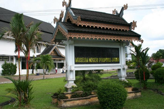 Gedung Museum Negeri Jambi/ Sigenjei. Sumebr: wikimapia.org
