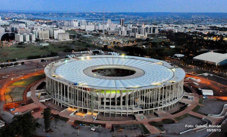 Estadio Nacional Mané Garricha
