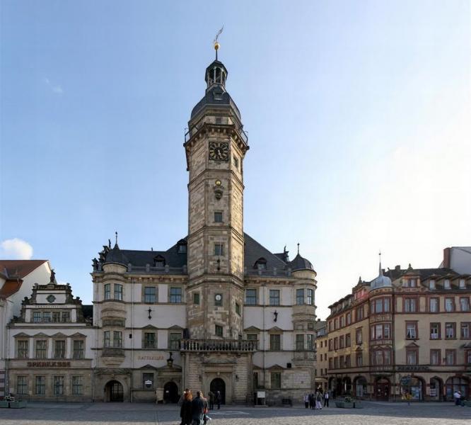 Image result for Altenburg Rathaus