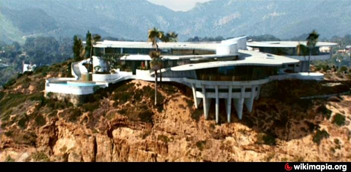 Iron Man House Malibu California Interesting Place