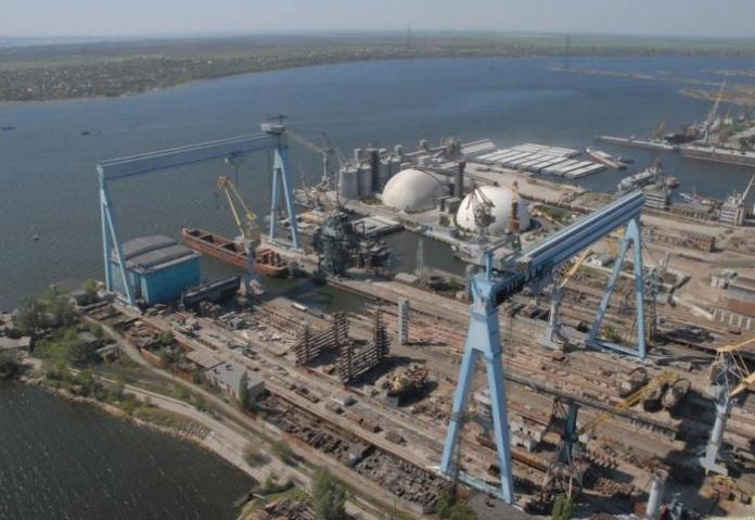 Black Sea Shipyard - Mykolaiv