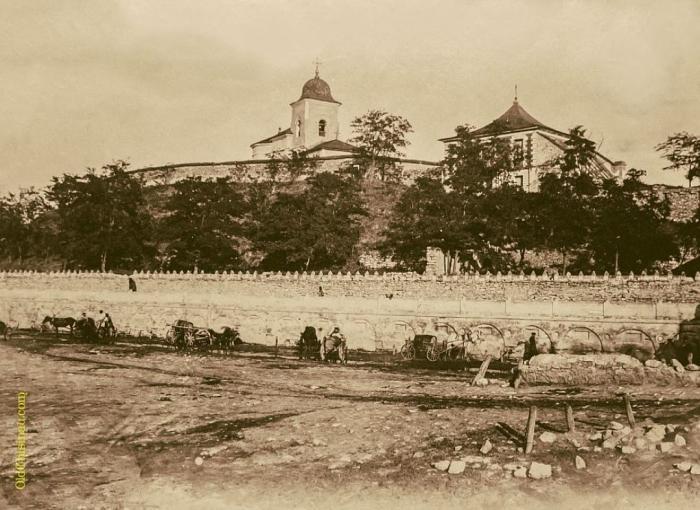 Biserica Acoperemântul Maicii Domnului - Chişinău