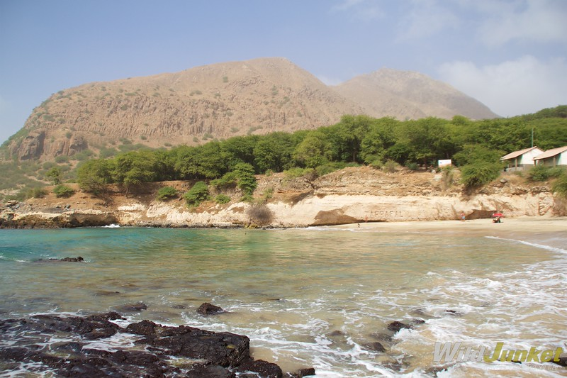 best things to do in Cape Verde - Rocky beach