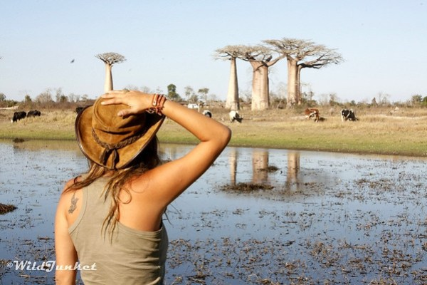 travel without quitting your job - Using our vacation days to go to Madagascar