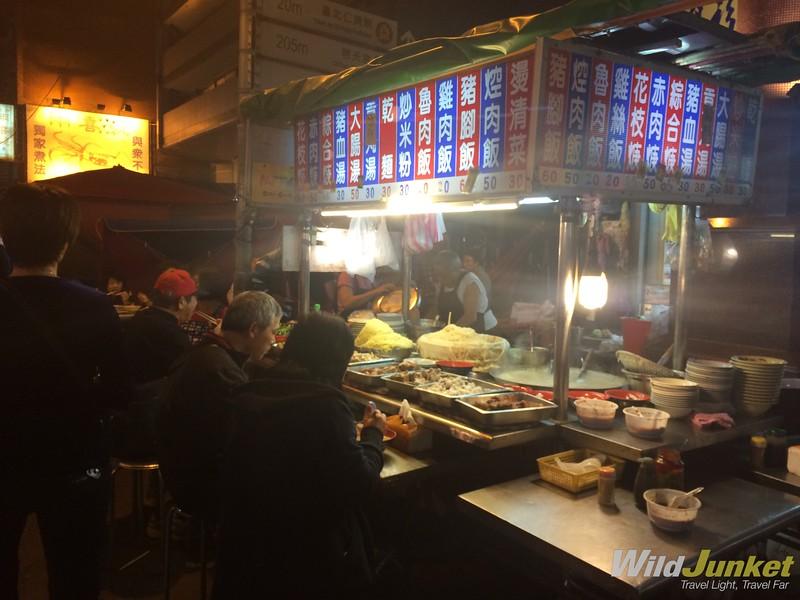 things to do in taipei taiwan -shilin market