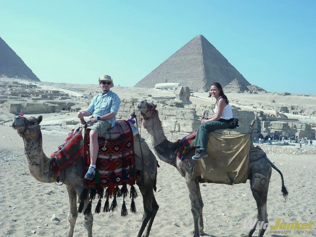 travel without quitting your job - Taking unpaid leave to go to Egypt was well worth it