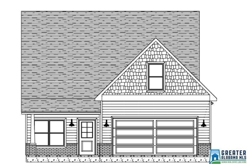 Property for sale at 158 King Richards Way, Calera,  Alabama 35040