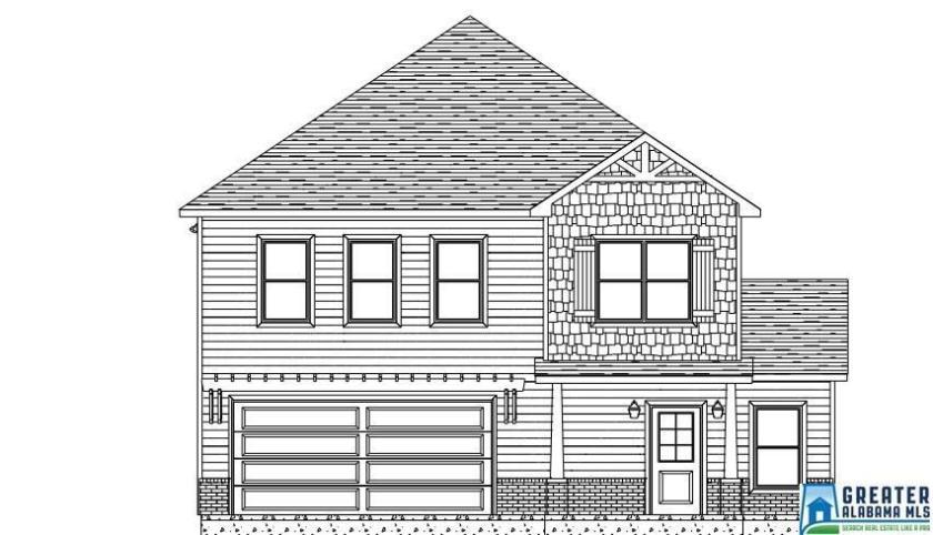 Property for sale at 159 King Richards Way, Calera,  Alabama 35040