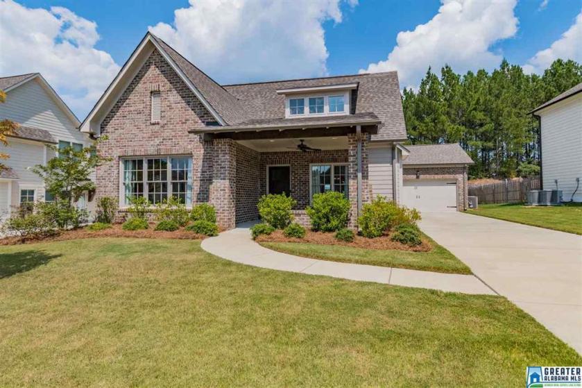 Property for sale at 319 Crossbridge Rd, Chelsea,  Alabama 35043