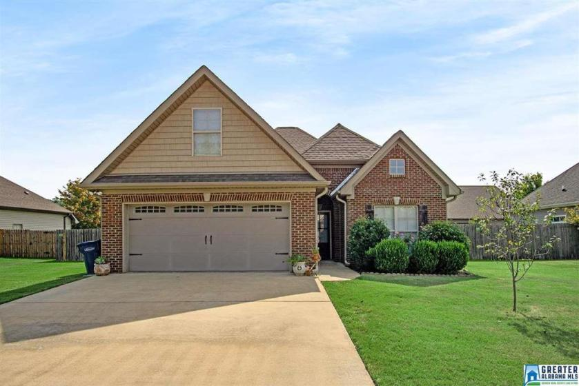 Property for sale at 137 Falling Waters Ln, Alabaster,  Alabama 35114