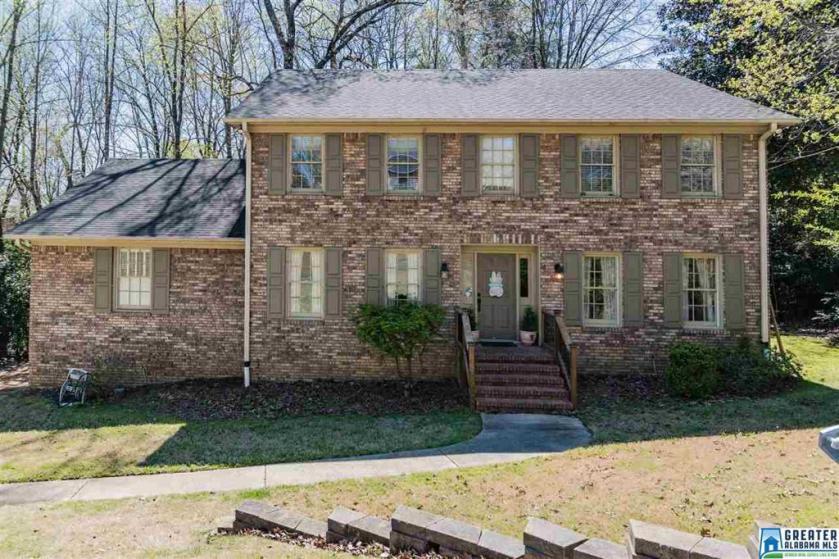 Property for sale at 1244 Branchwater Ln, Vestavia Hills,  Alabama 35216