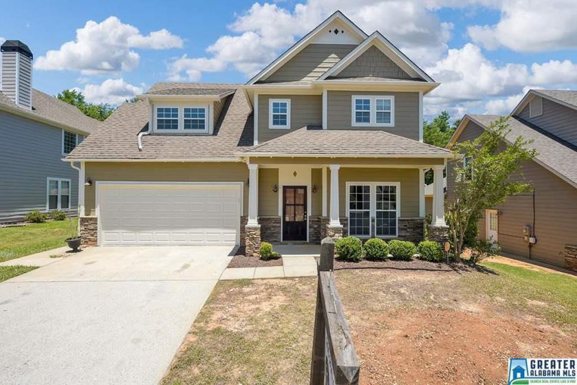 Property for sale at 220 Nottingham Dr, Calera,  Alabama 35040