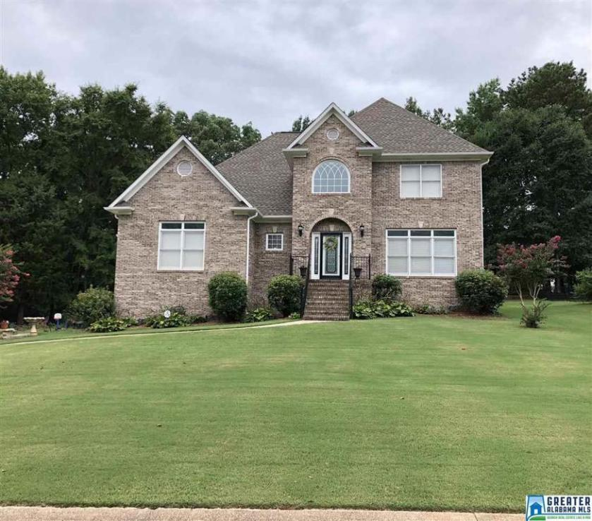 Property for sale at 5885 Stonebriar Way, Pinson,  Alabama 35126