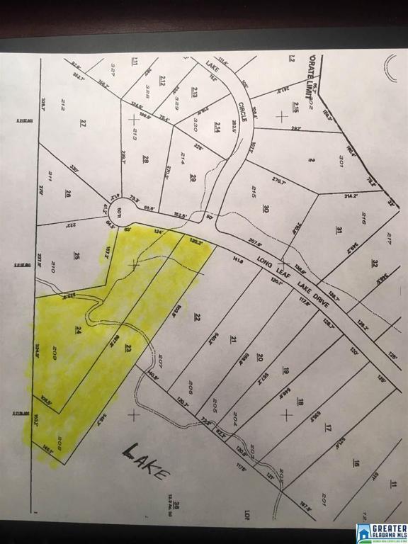 Property for sale at 1145 & 1149 Long Leaf Lake Dr, Helena,  Alabama 35022