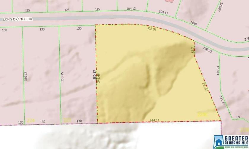 Property for sale at 3064 Long Branch Dr Unit 220, 221, 222, Calera,  Alabama 35040