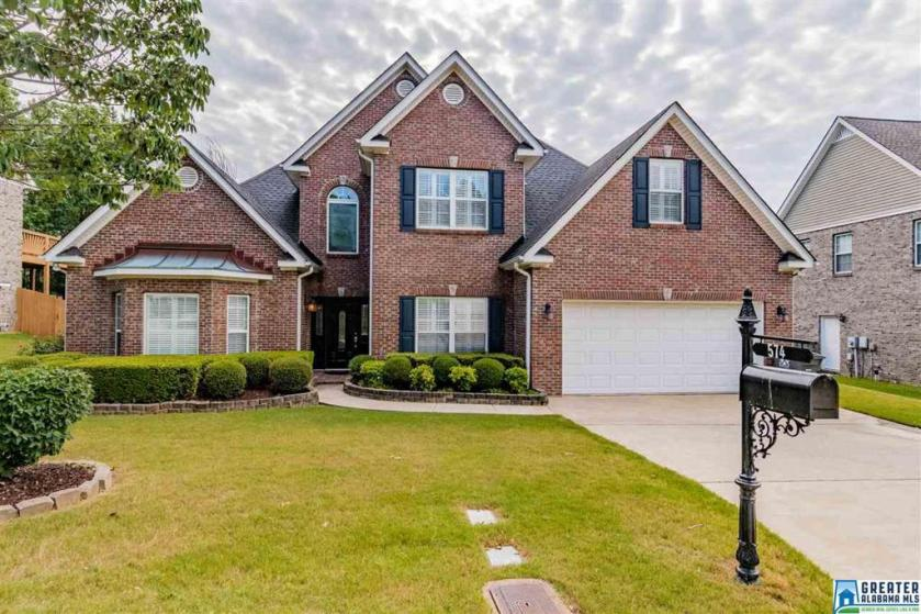 Property for sale at 574 White Stone Way, Hoover,  Alabama 35226