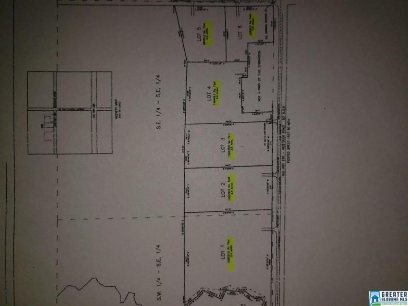 Property for sale at Lot 6 Old Hwy 280 Unit 6, Chelsea,  Alabama 35043