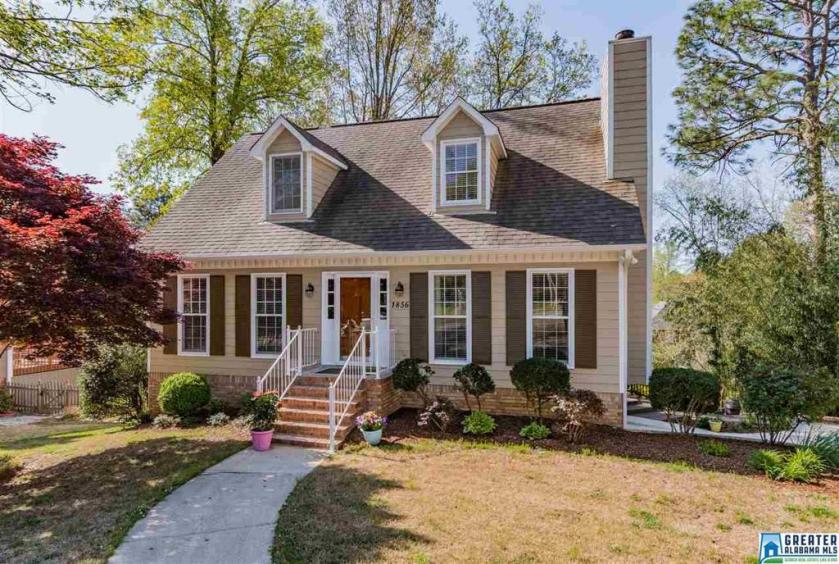 Property for sale at 1856 Russet Hill Cir, Hoover,  Alabama 35244